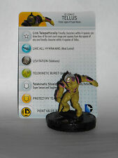 DC HEROCLIX Superman and the Legion of Superheroes TELLUS  #48 super rare