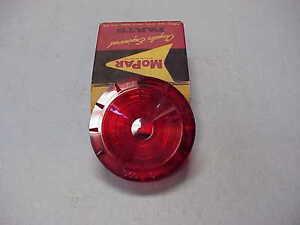NOS MoPar 1961 Dodge Dart Pioneer Phoenix Seneca TAIL LIGHT LENS 2279929