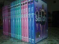 Lotto 18 dvd Sex and the City stagione 1-2-3-4-5-6 italiano originale