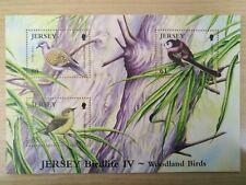 Jersey Stamp 2010 MNH Minisheet