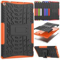 For Amazon Fire HD 10 7th Generation 2017 Shockproof Protective Silicone Case