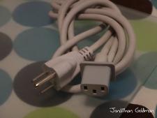 Apple 6-Foot 3-Prong Power Cable Cord Cinema Display Mac Volex E62405SP 922-6529
