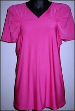 Unbranded Short Sleeve Summer/Beach Tops & Blouses for Women