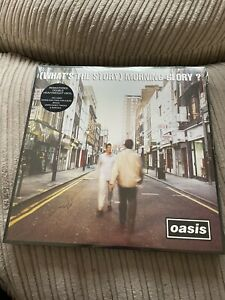 Oasis (Whats The Story) Morning Glory Remastered - Heavyweight Double Vinyl New