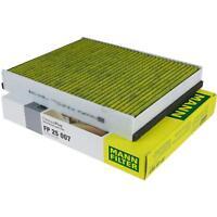 MANN-FILTER Biofunctional Pollenfilter Innenraumfilter für Allergiker FP 25 007