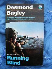 Running Blind,Desmond Bagley- 0006127525