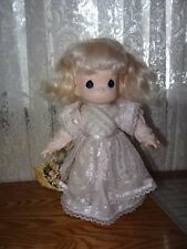 Precious Moments Janelle vinyl doll