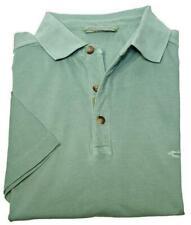 camel active Herren Polo Shirt Kurzarm bis 4XL Regular Fit (468576/76) Grün uni