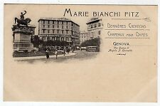Genoa Unposted Collectable Italian Postcards