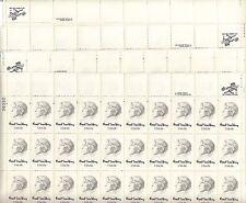 More details for usa-united states 1978 13c postage carl sandburgh 4 x sheet scot 1731