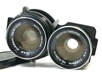 [Mint] Mamiya Sekor 55mm f/4.5 Lens C22 C33 C220 C330 TLR from JAPAN
