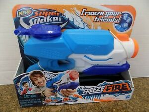 Nerf Super Soaker Freeze your Friends!