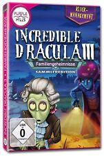 Incredible Dracula 3 III - Familiengeheimnisse   (Purple Hills)    PC   NEU+OVP