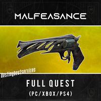 Malfeasance XBOX/PC