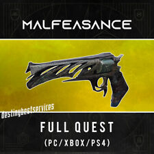 Destiny 2: Malfeasance XBOX/PC