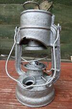 Old Vintage FEUERHAND  ATOM 75 Paraffin Lantern Kerosene Lamp German