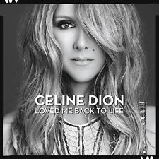 Celine Dion: Loved Me Back To Life [Audio CD Music Album, 13 Hit Tracks Popular]