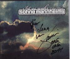CD - Ist Es Wahr - Aim High Söhne Mannheims Mit Widmung Autogramm Xaviar Naidoo
