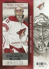 Arizona Coyotes - 2013-14 Contenders Complete Base Set Team (3)