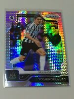 F36925 2019-20 Prizm Premier League Hyper YOSHINORI MUTO Newcastle United