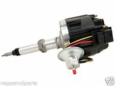 HEI DISTRIBUTOR 235 6 cylinder straight Engine  chevy chevrolet black cap