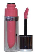 Productos de maquillaje rosa para labios sin anuncio de conjunto