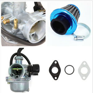 Motorcycle ATVs 4 stroke Engine Carburector Coming With Air Filter & Fuel Filter