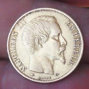 Pièce 20 francs or NAPOLEON 1859 A TRES BEL ETAT