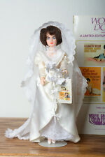 "Elizabeth Taylor in ""Father of the Bride"" Barbie doll RETIRED No Box"
