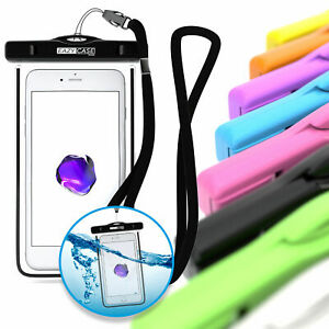 Watertight Underwater Case Phonecase Protective Cover Case Band