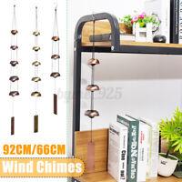 Metal Copper Wind Chime Sound Outdoor Garden Bedroom Window Hanging Decor 92CM