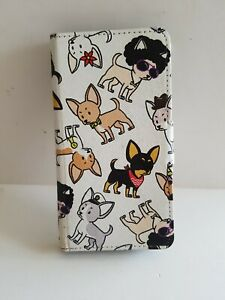 CHIHUAHUA  Samsung Case S5 S6 S7 S8 S9 Flip Phone Cover cute !!!