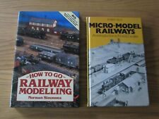 More details for how to go railway modelling & micro-model railways books bundle