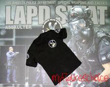 """DID - 1:6 LAPD SWAT Assaulter """"Driver"""" LAPD SWAT T-Shirt"""