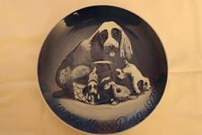 Bing & Grondahl B&G Mothers Day Plate 1969-1979 9 inches Porcelain