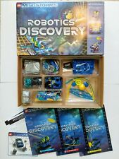 LEGO 1999 Robotics Discovery Set #9735 (has all books & forms missing 4 pieces)