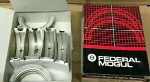 ✅Main Bearing Set fits 1974-97 FORD 2.0L 2.3L 4979M.25MM (MS1117P) .25MM Under