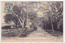 CPA COCHINCHINE GIA-DINH Route du Pont de Binh-Loï La Jumenterie Edit POUJADE