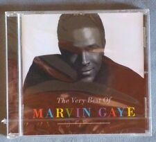 THE VERY BEST OF MARVIN GAYE - CD SIGILLATO (SEALED)
