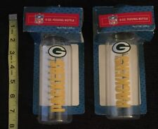 NFL Green Bay Packers 9oz. Baby Bottles Silicone Nipples