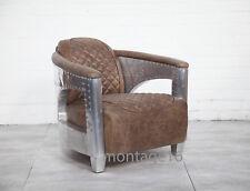 Aviator Atomic Vintage Chair Armchair Tub Rocket Retro Industrial