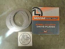MOOSE RACING STEEL CLUTCH DRIVE PLATES OEM 1131-0671