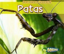 Patas (Encuentra las diferencias!) (Spanish Edition) - LikeNew - Leake, Diyan -