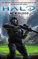 Halo: Nuevo Sangre por Matt Forbeck Libro de Bolsillo 9781785652042 Nuevo