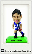 *2009 Select AFL STARS COLOR FIGURINE NO.25 Brent Harvey (Nth Melbourne)