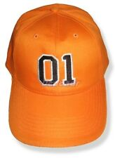 The Dukes of Hazzard Embroidered Hat General Lee Car 01 Logo Cap Bo Luke Rosco
