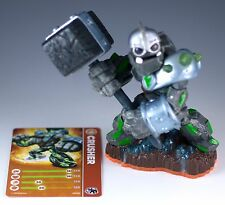 Skylanders Giants Crusher Figure Loose With Trading Card