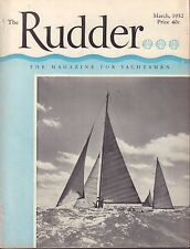 The Rudder March 1952 Serving Mallet, Horst Cruiser 050517nonDBE