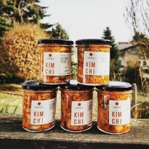 Kimchi 300g *Selbstgemacht*, *Gesund* und *FRISCH* - koreanisch