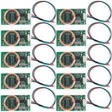 10X 5V RFID Reader Funkmodul 13.56MHz 125KHz UART 3Pin für IC / Mifare Karte Lot